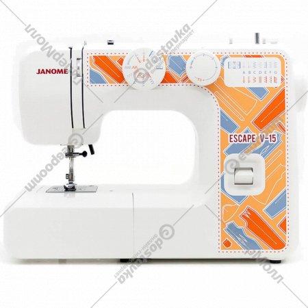 Швейная машина «Janome» Escape V-15.