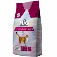 Корм сухой «HiQ Sterilised care» для кошек после стерилизации, 6.5 кг.