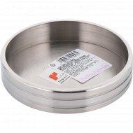 Подставка для мыла металлическая, 11 х 11 х 2 см.
