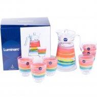 Набор для напитков «Luminarc» Neo Color Pencil, 7 предметов