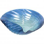 Ваза декоративная «Belbohemia» 532933, синяя