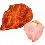 Продукт из свинины копчено-вареный «Кавалочек Альпийский» 1 кг.