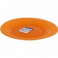Тарелка десертная «Амбиантэ оранж» 19 см.
