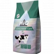 Корм сухой «HiQ Long Hair care» для длинношерстных кошек, 400 г