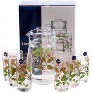 Набор для напитков «Luminarc» Prunier, 7 предметов