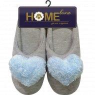 Туфли домашние женские, 05Т-503, размер 39-40.
