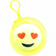 Пенал «Emoji Chubby» плюшевый.