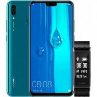 Смартфон «Huawei» Y92019, SapphireBlue.