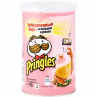 Чипсы «Pringles» со вкусом краба, 70 г.