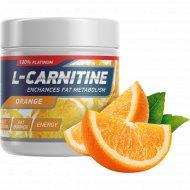 Напиток сухой-концентрат «Carnitin Powder» апельсин, 150 г.