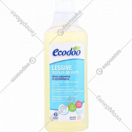 Средство для стирки деликатных тканей «Ecodoo» 750 мл.