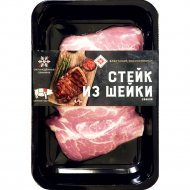 Полуфабрикат «Стейк из шейки» охлажденный, 0.5 кг