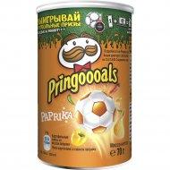 Чипсы «Pringles» со вкусом паприки, 70 г.