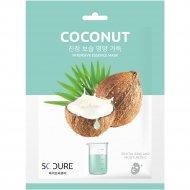Маска для лица ампульная «5c cure» с экстрактом кокоса, 25 мл.