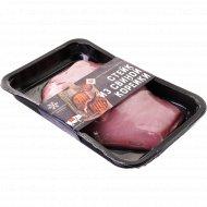 Полуфабрикат «Стейк из корейки» охлажденный, 0.5 кг