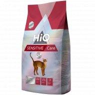 Корм сухой «HiQ Sensitive care» для кошек гипоалергенный, 400 г.