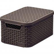 Корзина «Curver» style box s v2, 205839,6 л, 291x198x142 мм.