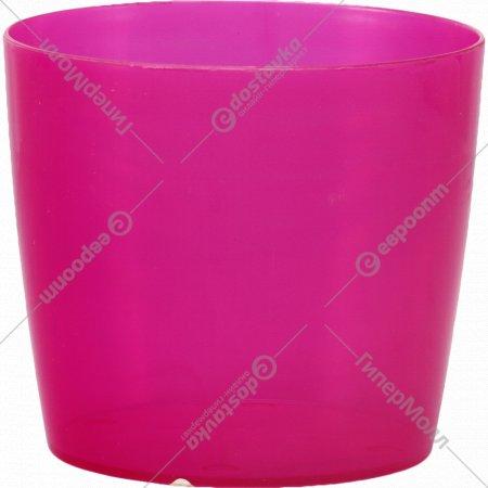 Цветочный горшок «Оптимпласт» 100 мм, 0.5 л.