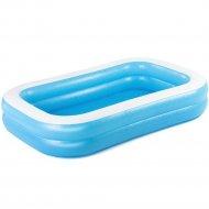 Надувной бассейн «Bestway» Blue Rectangular, 54006