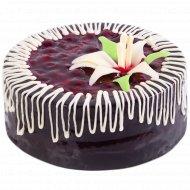 Торт «Тирольский» вишня 1кг.