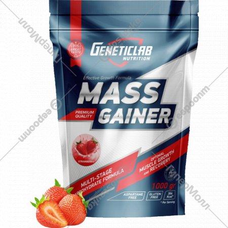 Напиток белково-углеводный «Mass Gainer» клубника, 1000 г.