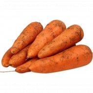 Морковь столовая, 1 кг, фасовка 0.9-1.1 кг