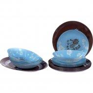Набор посуды «Luminarc» Tamako, 19 предметов