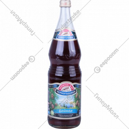 Напиток «Из Черноголовки» байкал, 1 л.