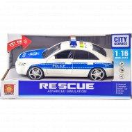 Детская инерционная машинка «Полиция».