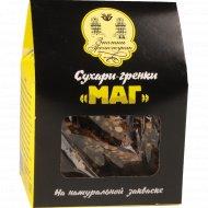 Сухари-гренки «Маг» на натуральной закваске, 150 г.