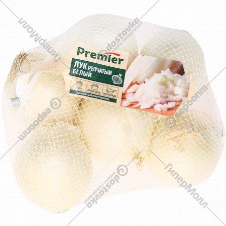 Лук репчатый белый свежий, 0.5 кг.