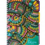 Блокнот А4 «Ethnics» 120 страниц.