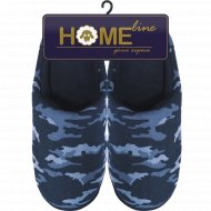 Туфли домашние мужские, 04Т-100. Размер 40-41.