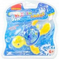 Набор «Черепаха для ныряния со светом» играем в воде.