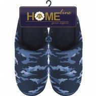 Туфли домашние мужские, 04Т-100. Размер 44-45.