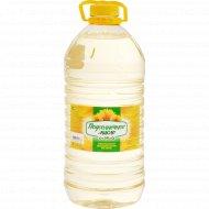 Масло подсолнечное «Товарное хозяйство» рафинированное, 4 л