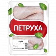 Голень цыпленка-бройлера «Петруха» охлажденная, 750 г.