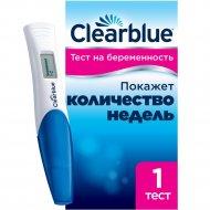 Устройство цифровое «Clearblue» для определения срока беременности, 1 шт.