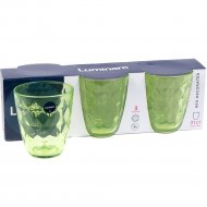 Набор стаканов «Luminarc» Neo diamond green, P7129