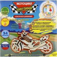 Конструктор «Гоночный мотоцикл».