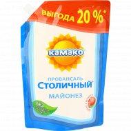 Майонез «Камако» Провансаль Столичный 50%, 720 г.