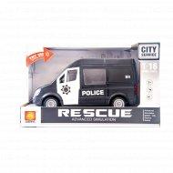 Детская инерционная машинка «Полицейский фургон».