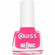 Лак для ногтей «Quiss» Neonic, тон 03, 6 мл.