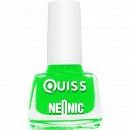Лак для ногтей «Quiss» Neonic, тон 05, 6 мл.