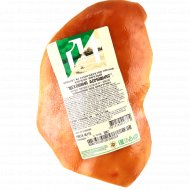 Щековина свиная «Домашняя» копчено-вареная, 1 кг., фасовка 0.4-0.7 кг