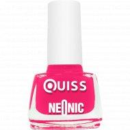 Лак для ногтей «Quiss» Neonic, тон 08, 6 мл.