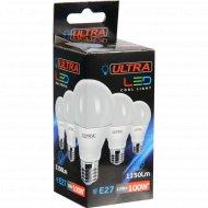 Лампа светодиодная «Ultra» LED A60 12W E27 4000K.