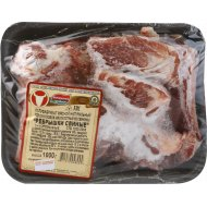 Ребрышки свиные замороженные, 1 кг.