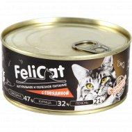 Корм для кошек консервированный