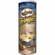 Чипсы «Pringles» белые грибы со сметаной, 165 г.